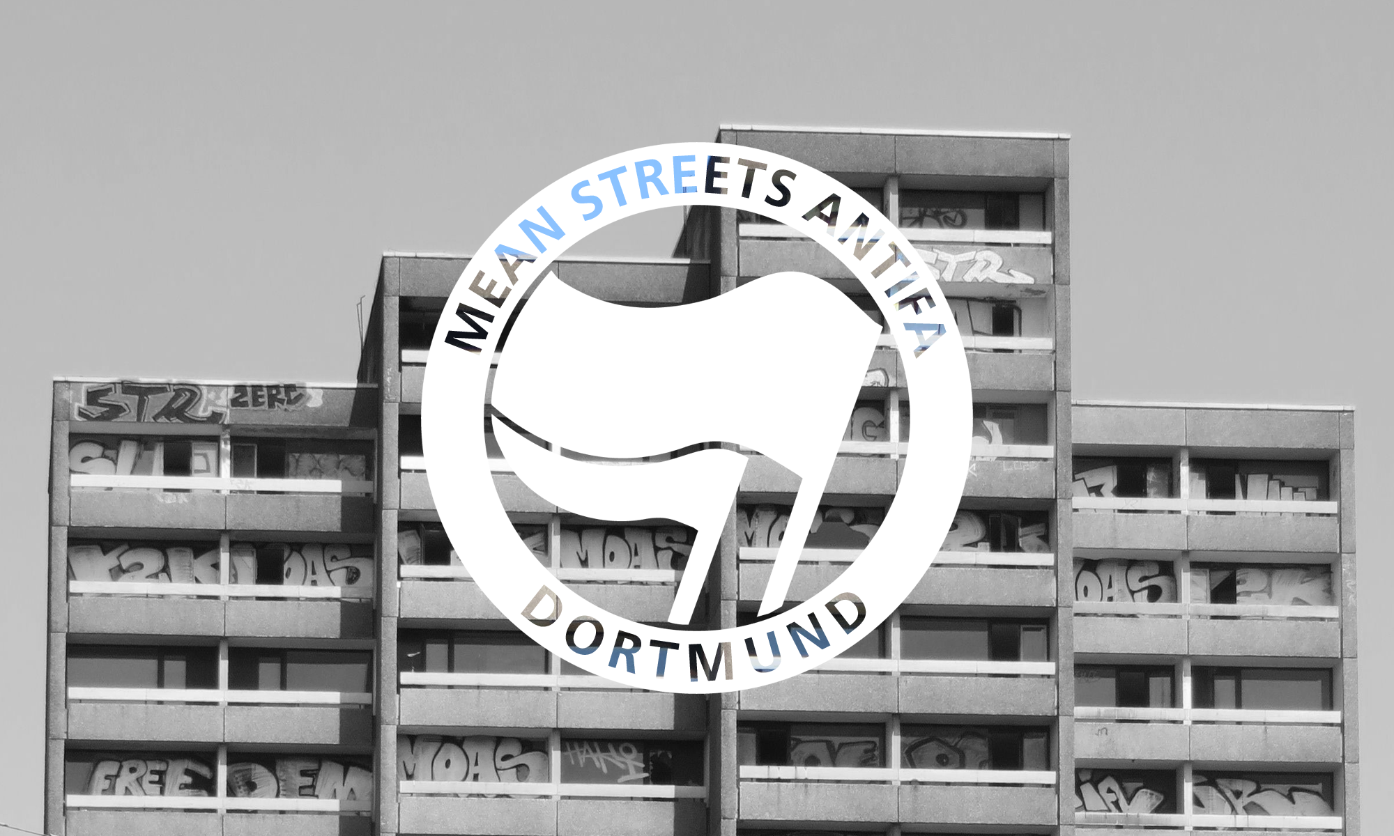 Mean Streets Antifa Dortmund